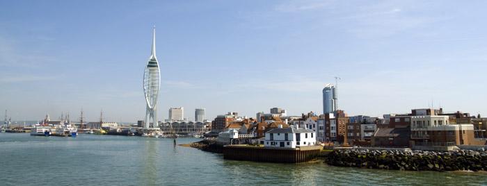 Portsmouth vista for FHL